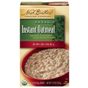 Nash Brothers Original 12/pack Instant Oatmeal