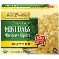 Nash Brothers Butter Microwave Popcorn, 6/Pack