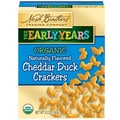 Nash Brothers Cheddar Duck Organic 5.5 Oz. Crackers, 6/Pack