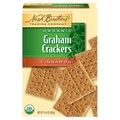 Nash Brothers Honey Trading Organic Graham Cracker 14.4 Oz., 6/Pack