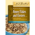 Nash Brothers Honey Flakes & Clusters Natural Cereal 13 Oz. 12/Pack
