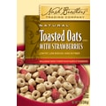 Nash Brothers Strawberry 12 Oz. Toasted Oats, 12/Pack