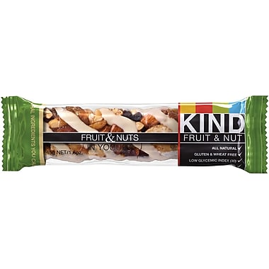 KIND Yogurt Fruit and Nut Bars, 1.6 oz. Bars, 24/Pack