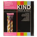 KIND Almond/Apricot in Yogurt Fruit and Nut Bars, 1.6 oz. Bars, 12/Pack
