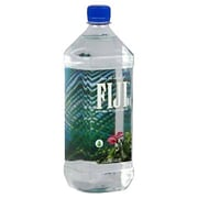 Fiji Natural Artesian Water, 1 Liter Bottle, 6/Pack