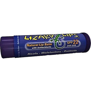 Lizard Lips Natural Lip Balms