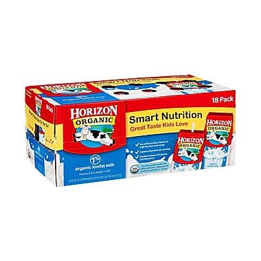 Horizon Organic 2% Milk, 8 oz. Box, 18/Pack