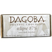 Dagoba Milk Chocolate Bars, 2 oz. Bars, 12/Pack
