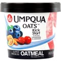 Umpqua Oats™ Kick Start All Natural Oatmeal, Nuts, Fruit And A Dash Of Brown Sugar, 2.7 oz., 12/Pack