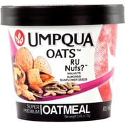 Umpqua Oats All Natural Oatmeal With A Dash Of Brown Sugar, 2.4 oz., 12/Pack
