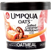 Umpqua Oats™ Salted Caramel Meltdown All Natural Oatmeal, 2.8 oz.