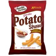 Sensible Portions Potato Straws, 1 oz. Bag, 30/Pack