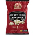 Popcorn Indiana All Natural White Cheddar Popcorn, 3.5 oz.,, 10/Pack