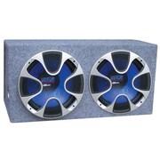 Pyle® Blue Wave PLBS102 800W Bandpass System, Blue