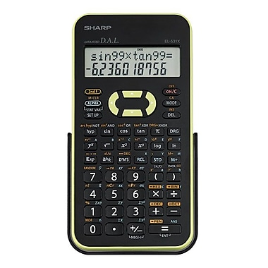Sharp® EL531XBGR Scientific Calculator