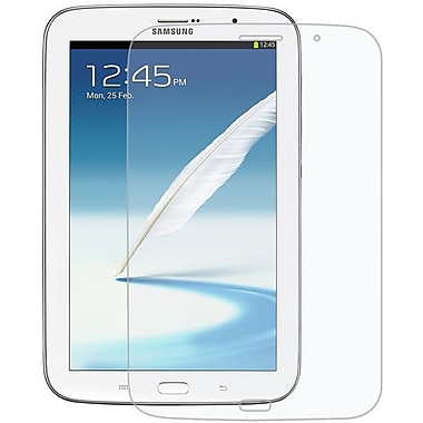 Amzer® Kristal™ Screen Protector For 8in. Samsung Galaxy Note GT-N5100/GT-N5110, Clear