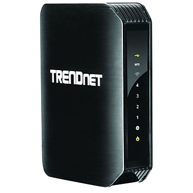 TRENDnet® N600 Dual Band Wireless Router, 2.4 GHz