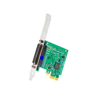 Intashield IX-500 1 Port PCI Express LPT Standard Parallel Adapter Card