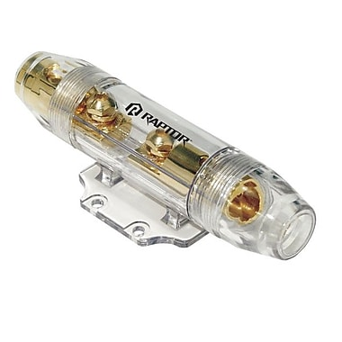 Metra™ Mid Series 24K Gold Plated ANL Fuse Holder