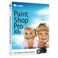 Corel™ PSPX6ENMBAM PaintShop Pro X6 Photo Editing Software