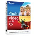 Corel™ PVSX6ENMBAM Photo Video Suite X6 Software Suite