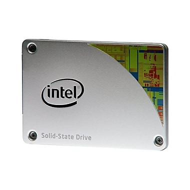 Intel® 530 180GB 2 1/2in. SATA III (6 Gb/s) MLC Internal Solid State Drive