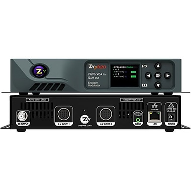 ZeeVee PRO810 1 Port HDMI Encoder/QAM Modulator