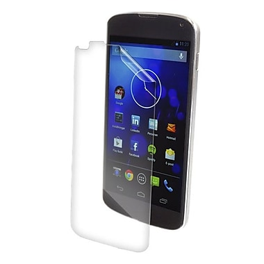 Zagg® invisible Shield Screen Protector, Clear, For LG Nexus 4 E960