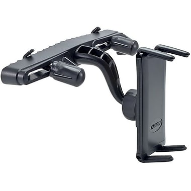 Arkon Headrest Car Mount for Apple iPad Mini and iPhone 5 5C 5S 4S and 7 or 8 Inch Tablets