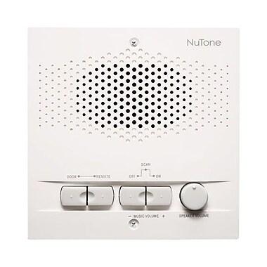 nutone nrs103 indoor remote station for 3 wire intercom. Black Bedroom Furniture Sets. Home Design Ideas