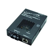 Transition Networks® SGETF1014-110 Gigabit Ethernet Media Converter
