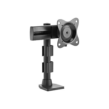 HP® QQ973AA Display Pole Mount For POS Terminal, Black