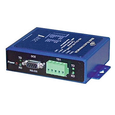 B&B Electronics 485DRCI Triple Isolated Industrial RS-232 to RS-422/485 DIN Rail Converter