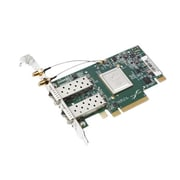 Solarflare® Dual-Port 10GB Enterprise Precision Time Synchronization Server Adapter