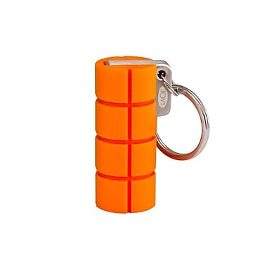 Lacie RuggedKey 64GB USB 3.0 Flash Drive (Orange)
