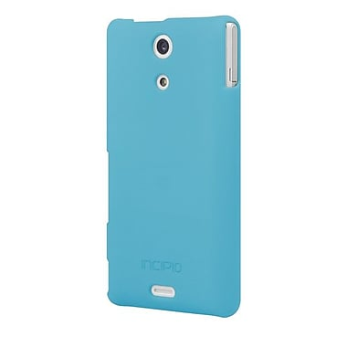 Incipio® Feather Ultra Thin Snap-On Case For Sony Xperia ZR, Cyan Blue