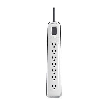 Belkin® BSV701-08-WM 2000 J Surge Suppressor With 7 Outlets