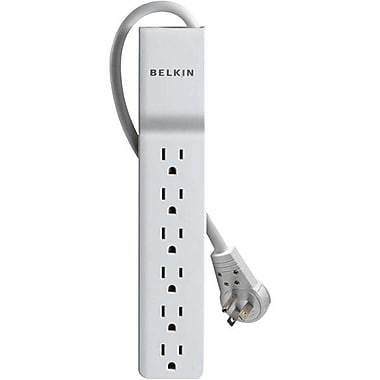 Belkin® BSE600-06WM 720 J Surge Suppressor With 6 Outlets