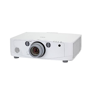 NEC NP-PA500W Advanced Professional Installation LCD Projector, WXGA