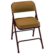 NPS® 3200 Series Fabric Armless Premium Folding Chairs