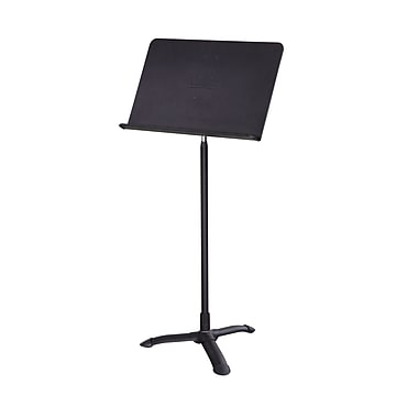 NPS 82MS Steel Music Stand, Black