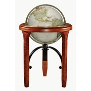 "Replogle 16"" National Geographic Jameson Globe, Antique Ocean"