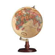 "Replogle 12"" Cranbrook World Globe, Antique Ocean"