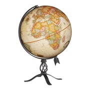 "Replogle Macinnes 12"" Globe, Antique, No Wood Finish"