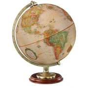 "Replogle 12"" Kingston World Globe, Antique Ocean"