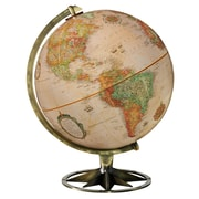 "Replogle 12"" Compass Rose Globe, Antique Ocean"