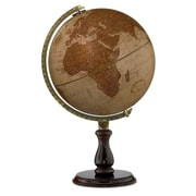 "Replogle 12"" Expedition Globe, Leather"