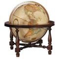 Replogle 12in. Colonial World Globe, Antique Ocean