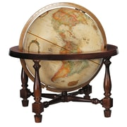 "Replogle 12"" Colonial World Globe, Antique Ocean"
