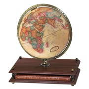 "Replogle 12"" The Premier World Globe, Antique Ocean"